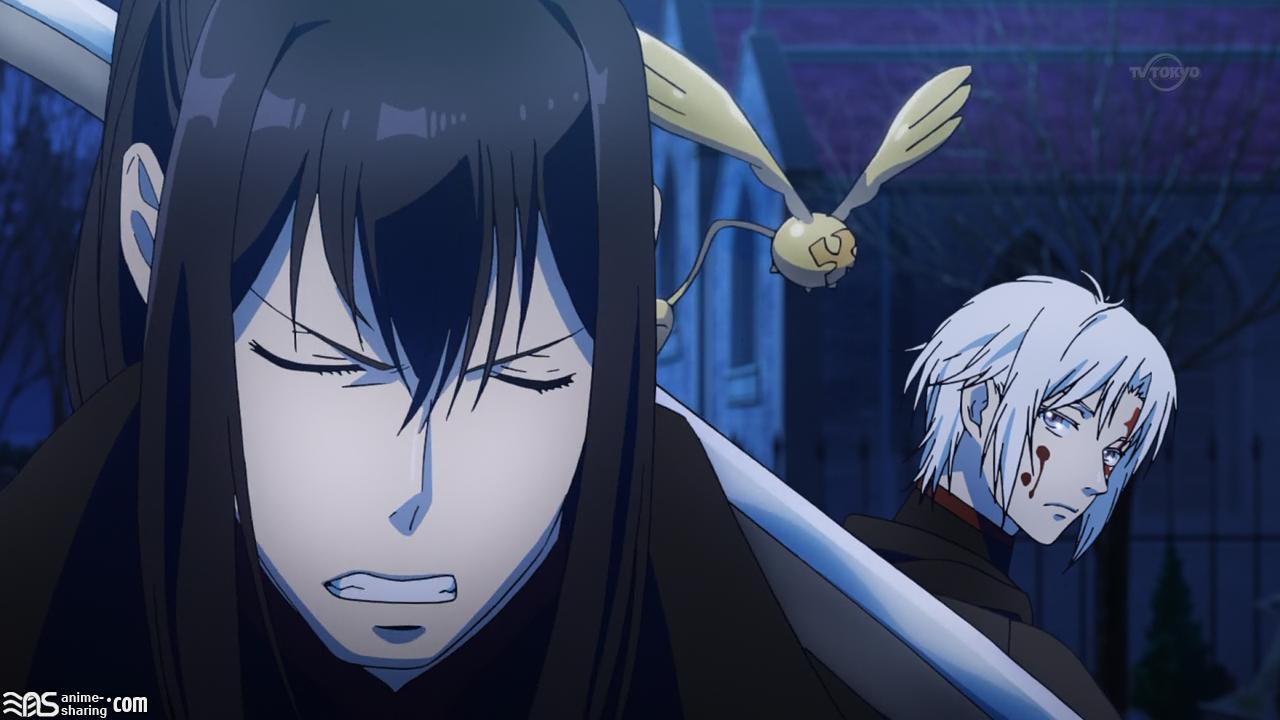Thread: D.Gray-man Hallow Episode 1 (Chyuu)
